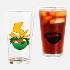 Sparky Catalinas Logo Drinking Glass