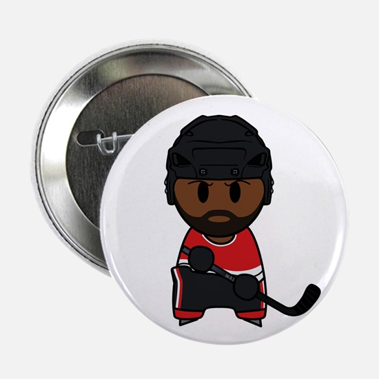"Super hockey player Oduyiia 2.25"" Button (10 pack)"