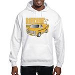 Hooded Sweatshirt Bitchin' Vintage Retro Van
