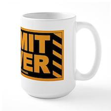 Permit Driver Wear Mug