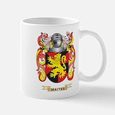 Maites Coat of Arms - Family Crest Mug