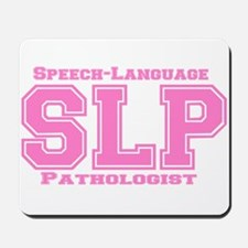 SLP (Pink) Mousepad