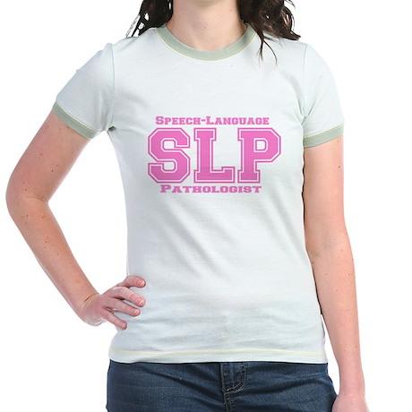 SLP (Pink) Jr. Ringer T-Shirt