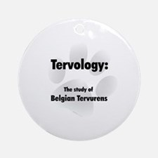 Tervology Ornament (Round)
