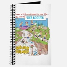 THE SCOUTS Journal