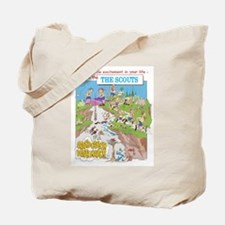 THE SCOUTS Tote Bag