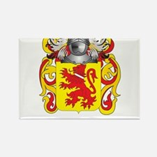Mallory Coat of Arms - Family Crest Rectangle Magn