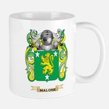 Malone Coat of Arms - Family Crest Mug