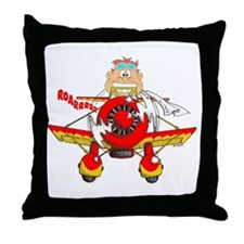 YOUTH-SOLO Throw Pillow