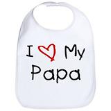 Papa Cotton Bibs