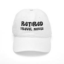 Retired Travel Nurse Baseball Baseball Cap