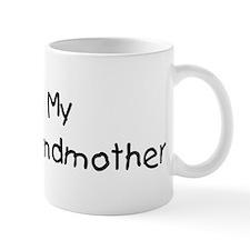 I Love My Great Grandmother Mug