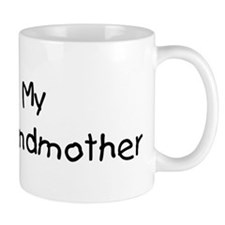 I Love My Great Grandmother Small Mug
