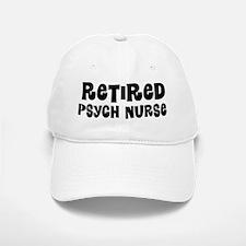 Retired Psych Nurse Baseball Baseball Baseball Cap