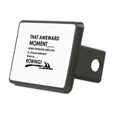 Awkward moment rowing designs Hitch Cover