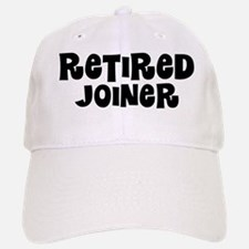 Retired Joiner Baseball Baseball Baseball Cap
