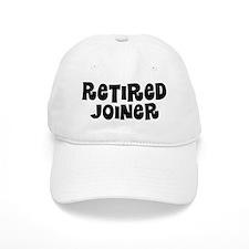 Retired Joiner Baseball Baseball Cap