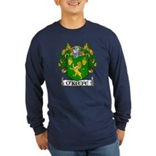 O'Keefe Coat of Arms T