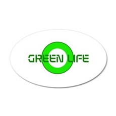 GREENLIFE Wall Decal