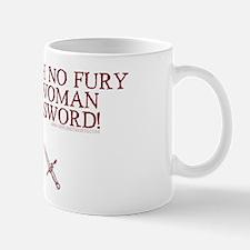 Woman with a Sword Mug