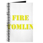 Fire Tomlin Outline Journal