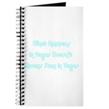 What Happens in Vegas Doesn't Journal