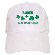 Ruben is my lucky charm Baseball Cap