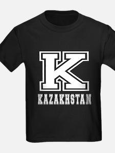 Kazakhstan Designs T