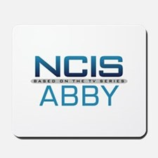 NCIS Logo Abby Mousepad