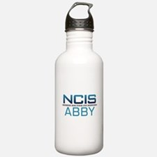 NCIS Logo Abby Water Bottle