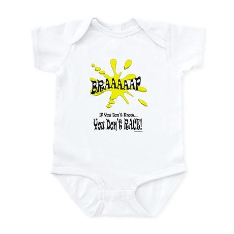 Braaaaap! Apparel Infant Bodysuit