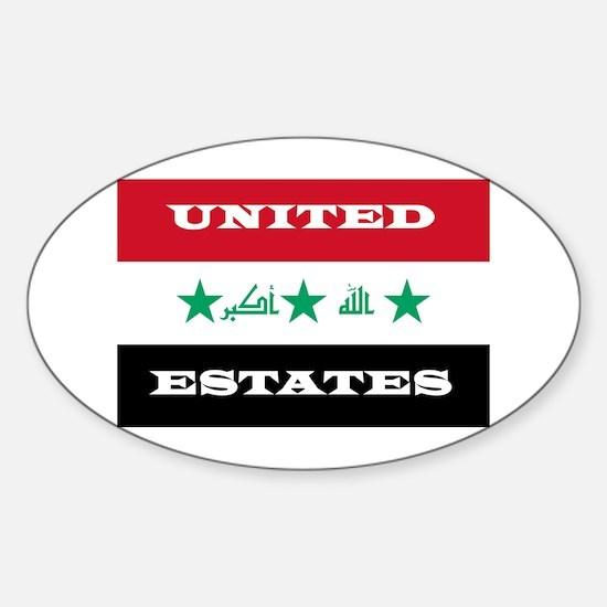 UNITED ESTATES (Iraqi flag)
