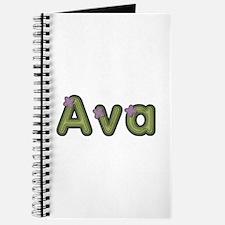 Ava Spring Green Journal
