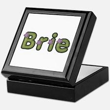 Brie Spring Green Keepsake Box
