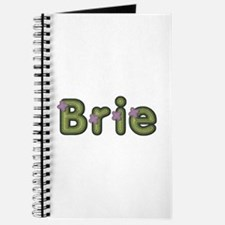 Brie Spring Green Journal