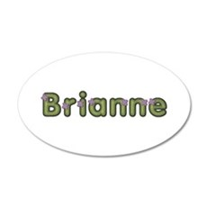 Brianne Spring Green Wall Decal