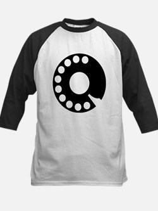 Telephone (Rotary) Kids Baseball Jersey
