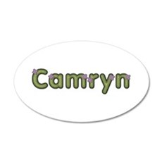 Camryn Spring Green Wall Decal