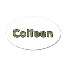 Colleen Spring Green Wall Decal