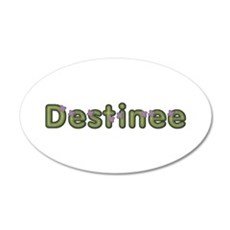 Destinee Spring Green Wall Decal