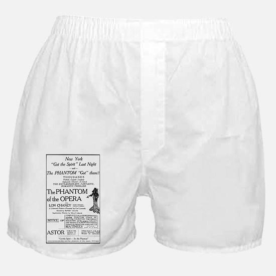 Astor Theatre Ad Boxer Shorts