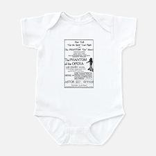 Astor Theatre Ad Infant Bodysuit