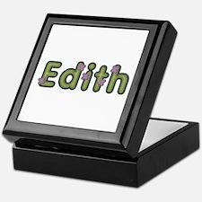 Edith Spring Green Keepsake Box