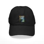 Homer Head Black Cap
