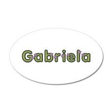 Gabriela Spring Green Wall Decal