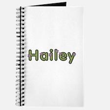 Hailey Spring Green Journal