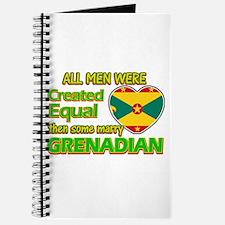 Grenadian wife designs Journal