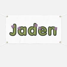 Jaden Spring Green Banner