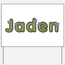 Jaden Spring Green Yard Sign