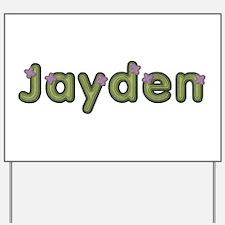 Jayden Spring Green Yard Sign
